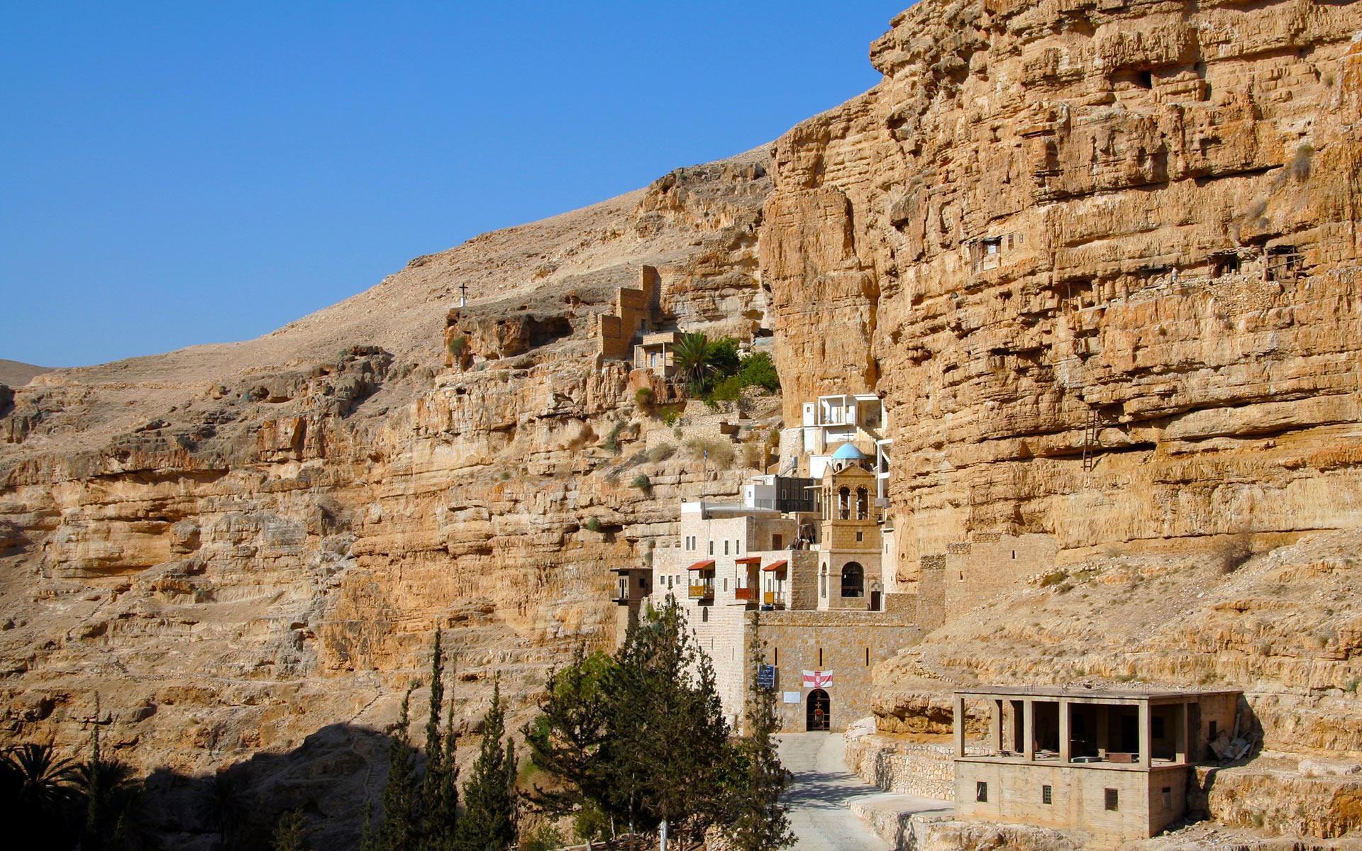 Jericho Tours From Jerusalem